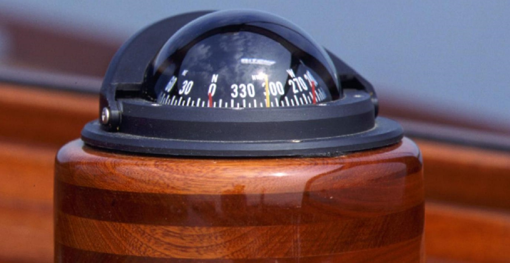 Detailfoto-kompas